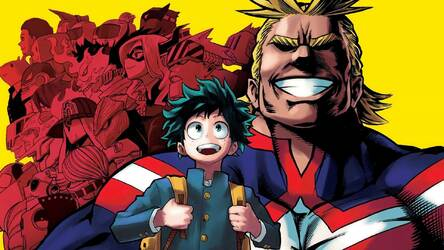 All Might Hd Wallpaper Anime New Tab Themes Hd Wallpapers