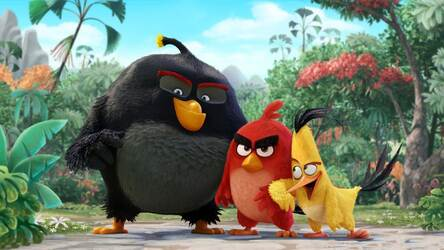 Angry Birds Wallpapers Hd New Tab Themes Hd Wallpapers Backgrounds
