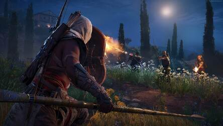 Assassin S Creed Origins Wallpapers Hd Themes Hd Wallpapers