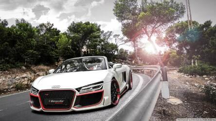 Audi R8 Wallpaper Hd Cars New Tab Themes Hd Wallpapers