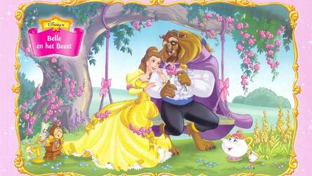 Beauty And The Beast Wallpaper Themes Hd Wallpapers