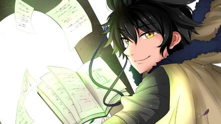Anime Wallpaper Hd Yuno Black Clover Wallpaper 4k