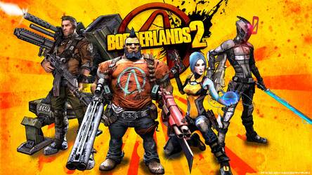 Borderlands Hd Wallpapers New Tab Themes Hd Wallpapers