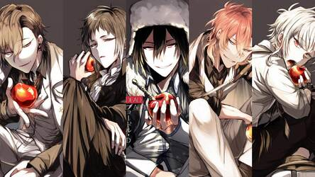 Bungou Stray Dogs Hd Wallpapers Anime New Tab Hd Wallpapers Backgrounds