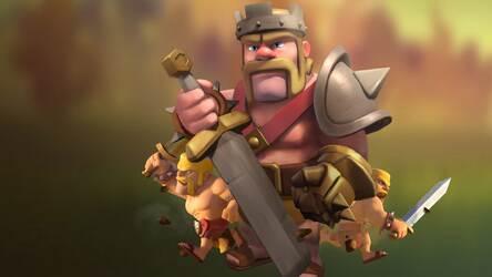Clash Royale - Clash Of Clans Wallpaper HD New Tab   HD