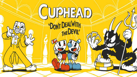 Cuphead Wallpaper New Tab Themes Hd Wallpapers Backgrounds