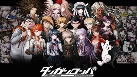 Danganronpa Wallpaper Hd New Tab Themes Hd Wallpapers