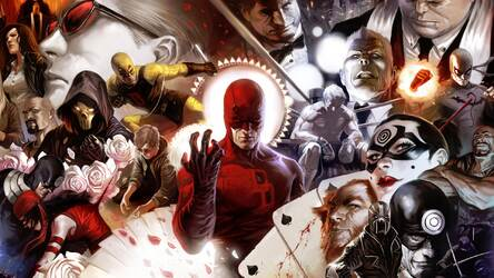 Daredevil Wallpaper Hd Daredevil Marvel Theme Hd