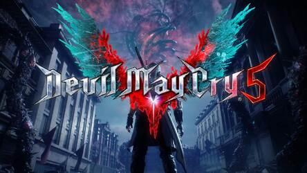 Dmc Devil May Cry Hd Wallpaper New Tab Themes Hd