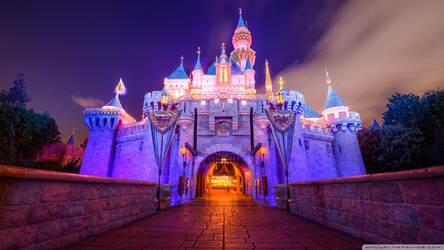 Disneyland HD Wallpaper Disney New Tab Themes  HD