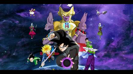Dragon Ball Super Hd Wallpapers New Tab Theme Hd