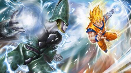 Dragon Ball Z Wallpaper 4k Android Gambarku