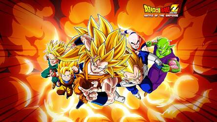 Dragon Ball Z Goku DBZ Wallpapers HD New Tab | Image 89 / 120
