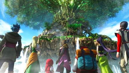 Dragon Quest 11 Hd Wallpapers New Tab Themes Hd Wallpapers