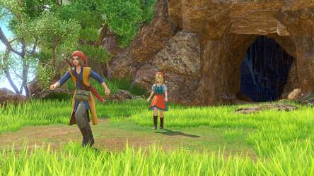 Dragon Quest 11 HD Wallpapers New Tab Themes | HD Wallpapers