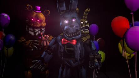 FNaF – Five Nights at Freddy's HD Wallpapers New Tab | Image 2 / 45