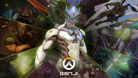 Overwatch Genji Wallpapers Hd New Tab Themes Hd Wallpapers