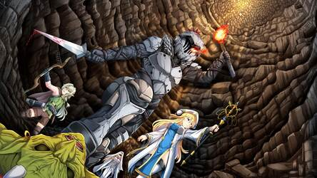 Goblin Slayer Hd Wallpapers Anime New Tab Hd Wallpapers