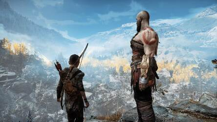 2018 God Of War 4 Hd Wallpapers New Tab Hd Wallpapers