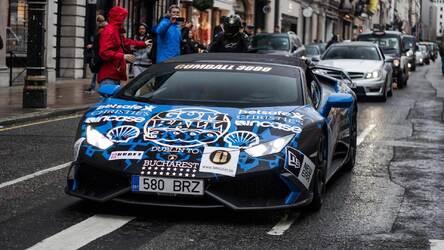 Gumball 3000 Hd Wallpaper Sports Cars New Tab Hd