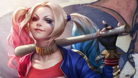 Harley Quinn Wallpapers HD New Tab
