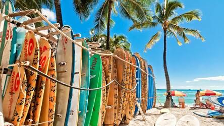 Hawaii Wallpapers HD Beach New Tab