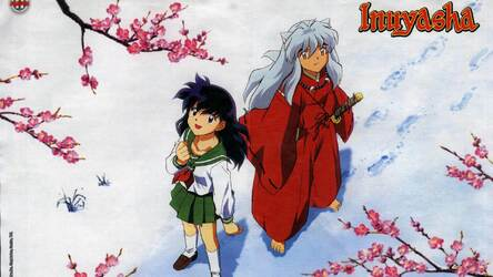 Inuyasha Wallpaper Hd New Tab Themes Hd Wallpapers Backgrounds