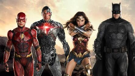 Justice League Wallpaper HD New Tab Themes | Image 15 / 50