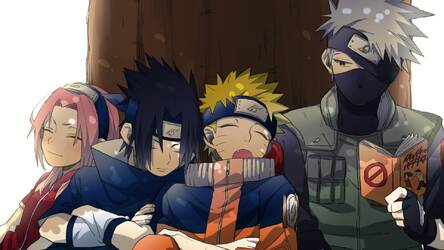 Kakashi Hatake Hd Wallpaper Naruto New Tab Hd Wallpapers