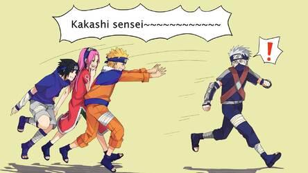 Kakashi Hatake Hd Wallpaper Naruto New Tab Hd Wallpapers