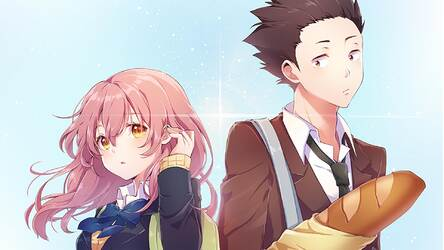A Silent Voice Anime HD Wallpaper New Tab  HD Wallpapers