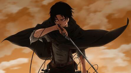 Attack On Titan Levi Hd Wallpapers New Tab Hd Wallpapers Backgrounds