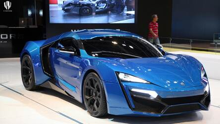 Lykan Hypersport HD Wallpapers New Tab Themes | HD