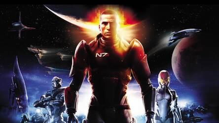 Mass Effect Wallpaper HD New Tab Themes | HD Wallpapers