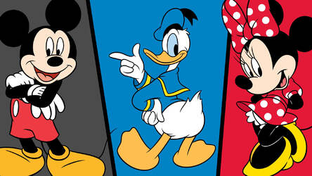 Mickey Mouse Wallpaper Hd New Tab Themes Hd Wallpapers Backgrounds