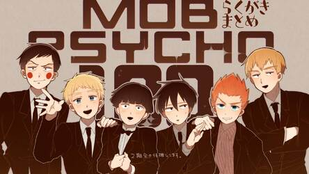 Mob Psycho 100 Hd Wallpapers Anime New Tab Hd Wallpapers