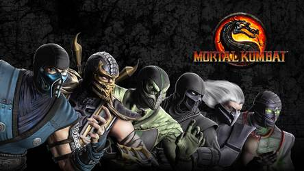 Mortal Kombat Wallpaper HD New Tab Themes | HD Wallpapers & Backgrounds