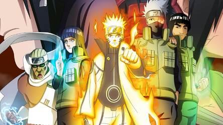 Naruto and star wars lemon