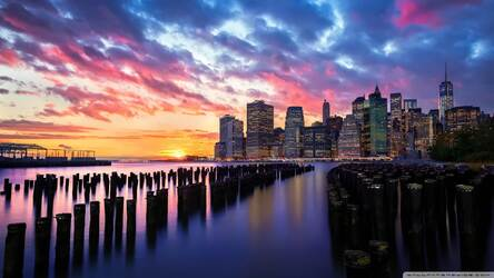 New York City Wallpapers New Tab Themes Hd Wallpapers