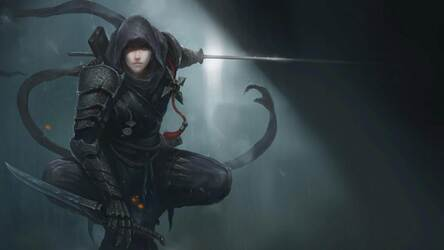 Ninja Hd Wallpapers Shinobi New Tab Themes Hd Wallpapers Backgrounds