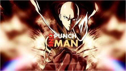 Wallpaper Hd One Punch Man