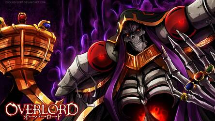 Overlord HD Wallpapers Anime New Tab Themes | HD Wallpapers