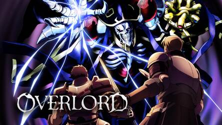 Overlord Hd Wallpapers Anime New Tab Themes Hd Wallpapers Backgrounds