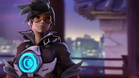 Overwatch Wallpapers Hd New Tab Themes Hd Wallpapers Backgrounds