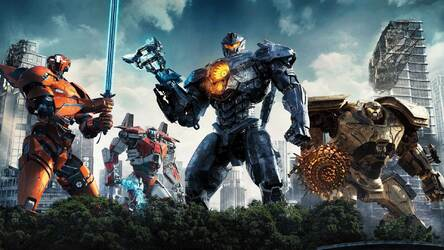 Pacific Rim Uprising Wallpapers New Tab Hd Wallpapers