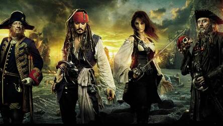 Pirates Of The Caribbean 2017 Hd Wallpapers Dead Men Tell