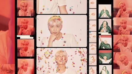 BTS Rap Monster Wallpaper Bangtan Boys Themes   HD