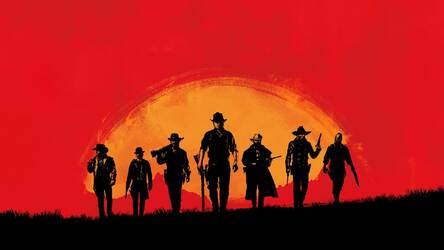 Red Dead Redemption 2 Hd Wallpaper New Tab Hd Wallpapers