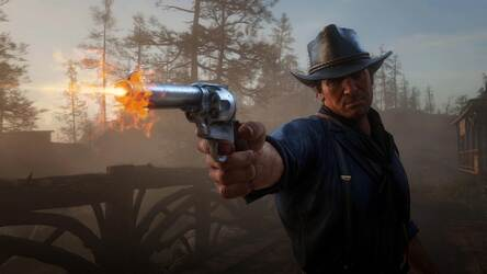 Red Dead Redemption 2 HD Wallpaper New Tab | HD Wallpapers & Backgrounds