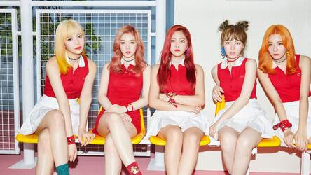 Kpop Red Velvet Hd Wallpaper New Tab Themes Hd Wallpapers